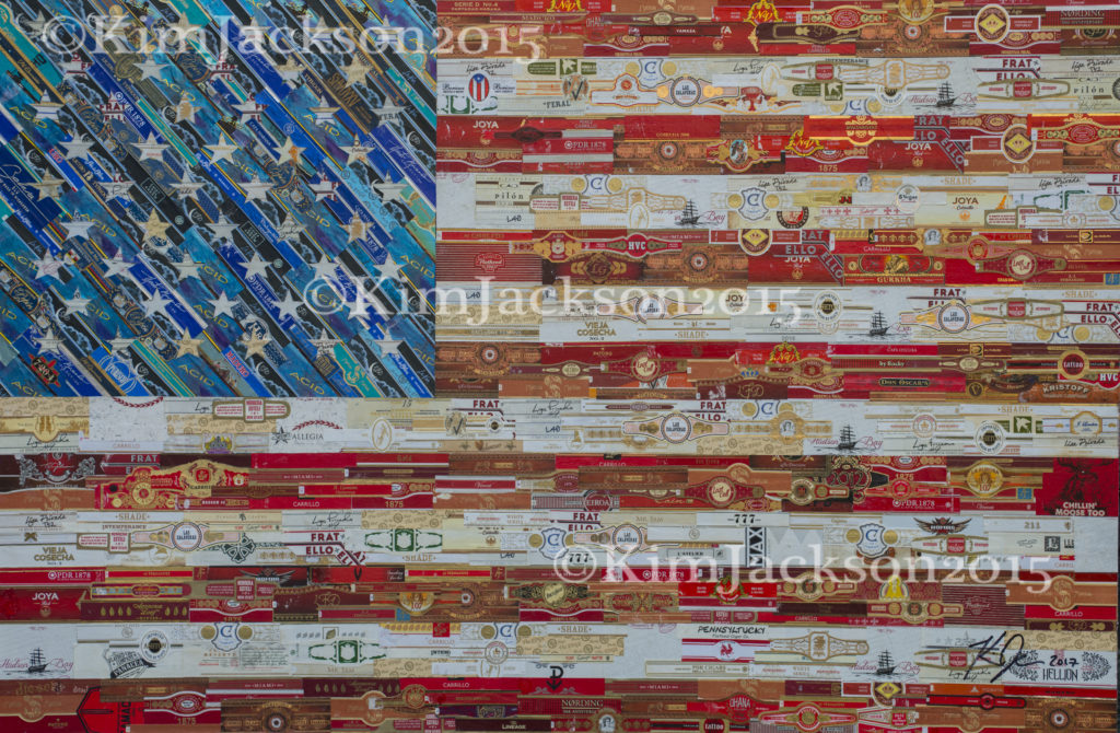 """American Flag"" (Original available) photo by Robert Hart"